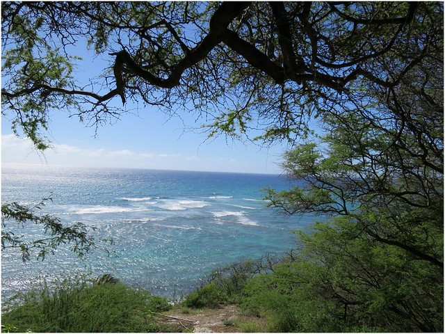 Hawaii-Oahu-Kuilei Cliffs