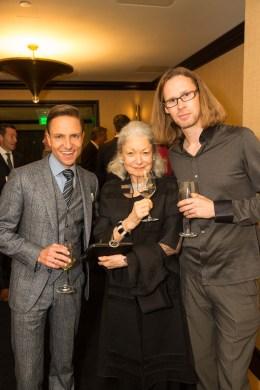 Ken Fulk, Denise Hale, Michael Birch