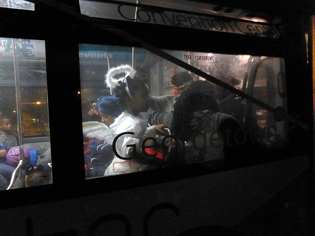 Halloween Bus, Anacostia