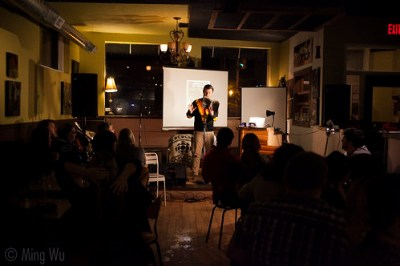 Grant Lawrence's Book Launch @ Pressed
