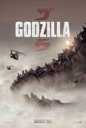 Estrenos del 2014 – Segundo trimestre - Godzilla