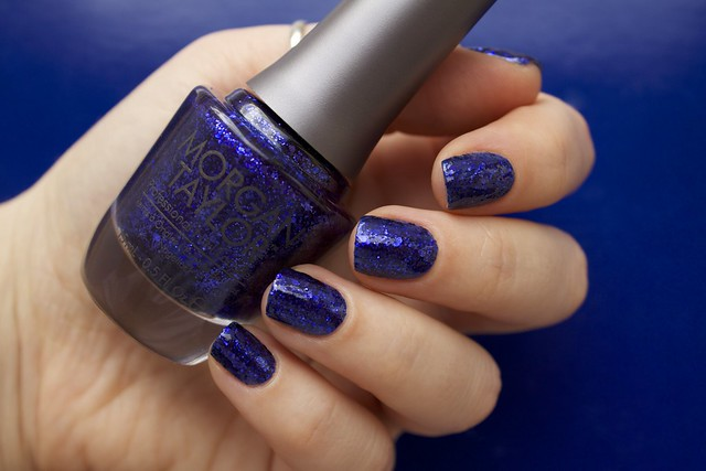 12 Morgan Taylor Regal As A Royal with topcoat
