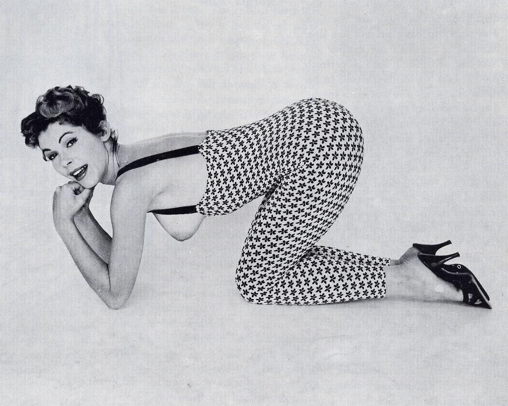 Buffie Baker Mermaid Annual 1960
