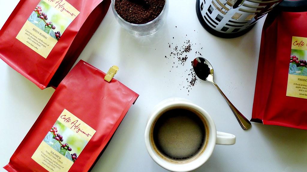 Caffee Artigiano Coffee Vancouver