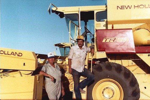Dad & Gpa with new TR95