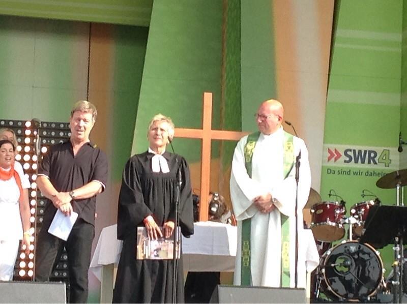 2014-09-07 Gottesdienst SWR4-Hoererfest, Residenzschloss Ludwigsburg, 7. September 2014