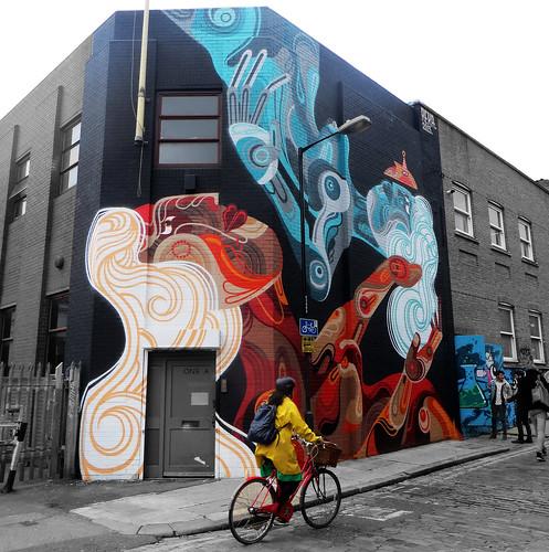 Reka, Chance Street, Shoreditch - May 2013