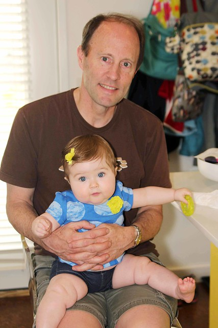 Harper and Grandpa