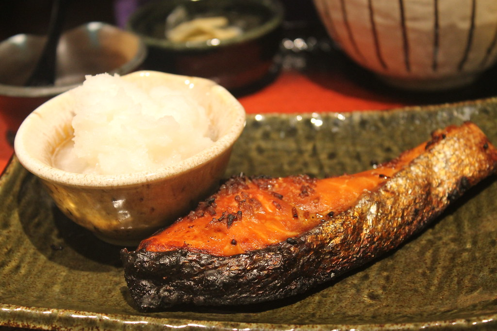 Comer en Kyoto