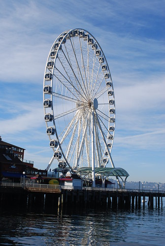 Great Wheel of Seattle