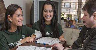 Lori's Hands - Volunteers