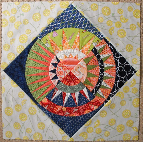 New York Beauty - Travelling Quilts