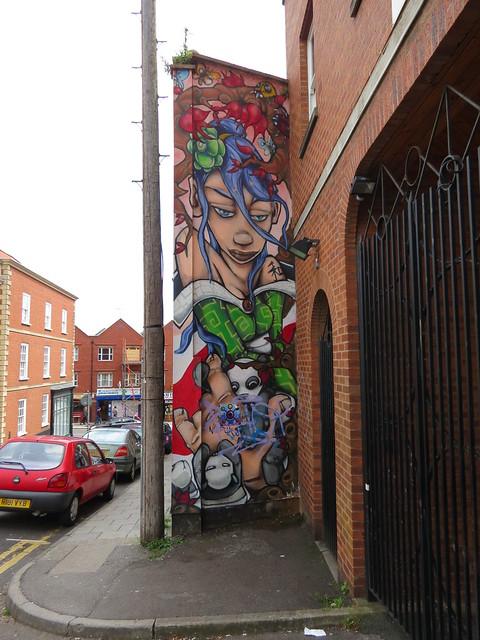 Stokes Croft street art