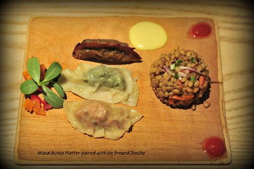 3 Mixed Gyoza Platter