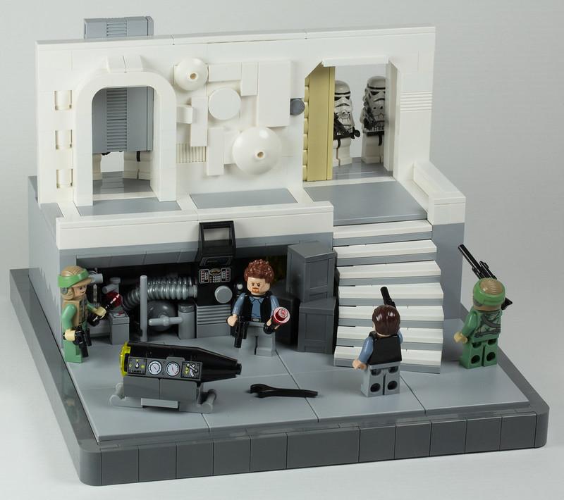 Sabotage, by LegoFjotten