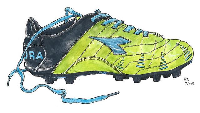 diadora boot
