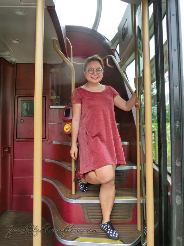 Great Global Bus Tour in Singapore