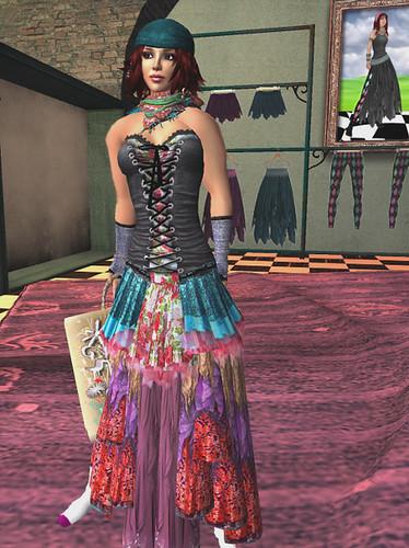 BoHo HoBo Dress