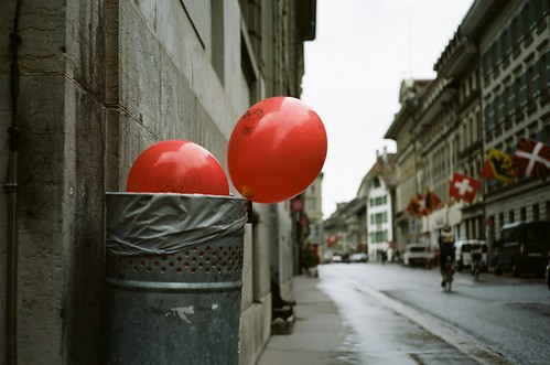 bin balloons