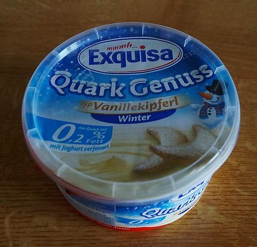 Quark Genuss Packung