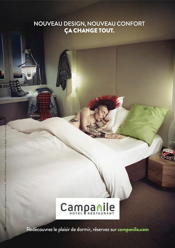 Campanile - Punk
