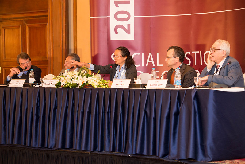 Final day policy panel discuss lessons from the experiences of a region in transition