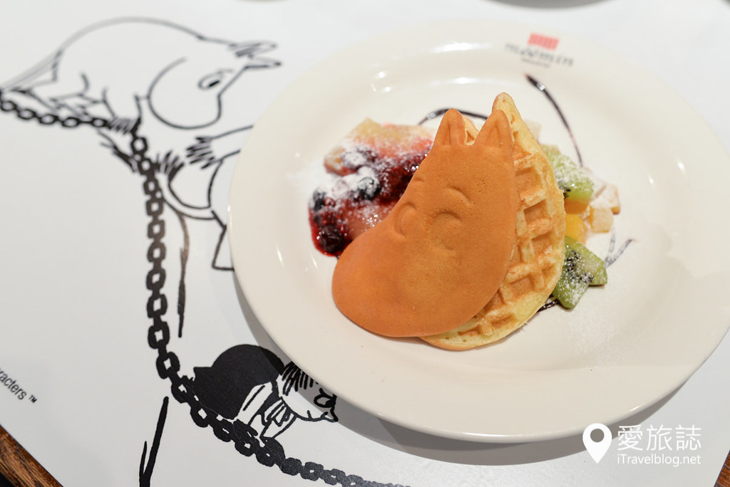 Moomin House Cafe 嚕嚕米咖啡廳 25