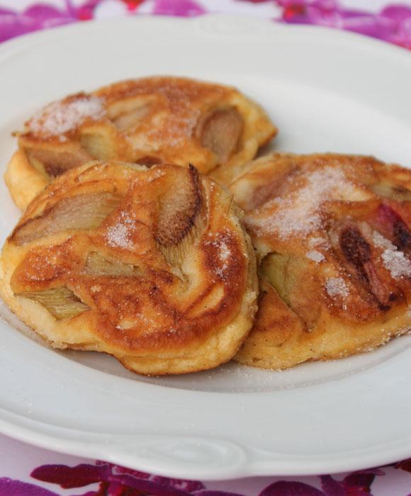 Obst-Pfannkuchen