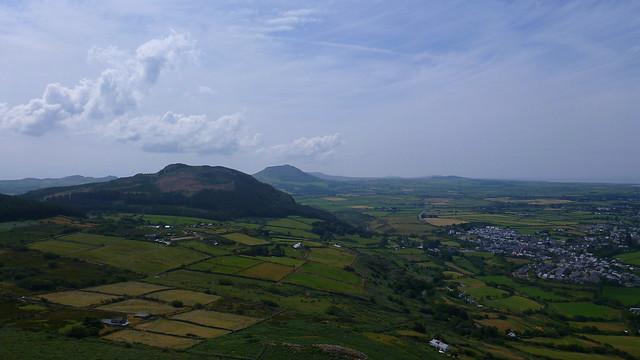 Mynydd Nefyn, Gwylwyr, Carreglefain, Nefyn, Carn Fadryn