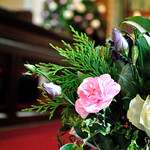 Flowers for the wedding 4