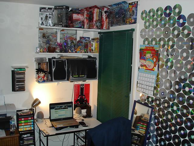 My Desktop Setup (April 2008)