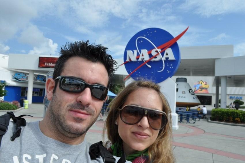 Entrada al complejo del Kennedy Space Center en Cabo Cañaveral (Florida) El último viaje del Transbordador Espacial desde Cabo Cañaveral El último viaje del Transbordador Espacial desde Cabo Cañaveral 11054601406 552e4e775f o