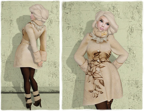 Glitterati by Sapphire - Arctic Winter Outfit by Tigist Sapphire