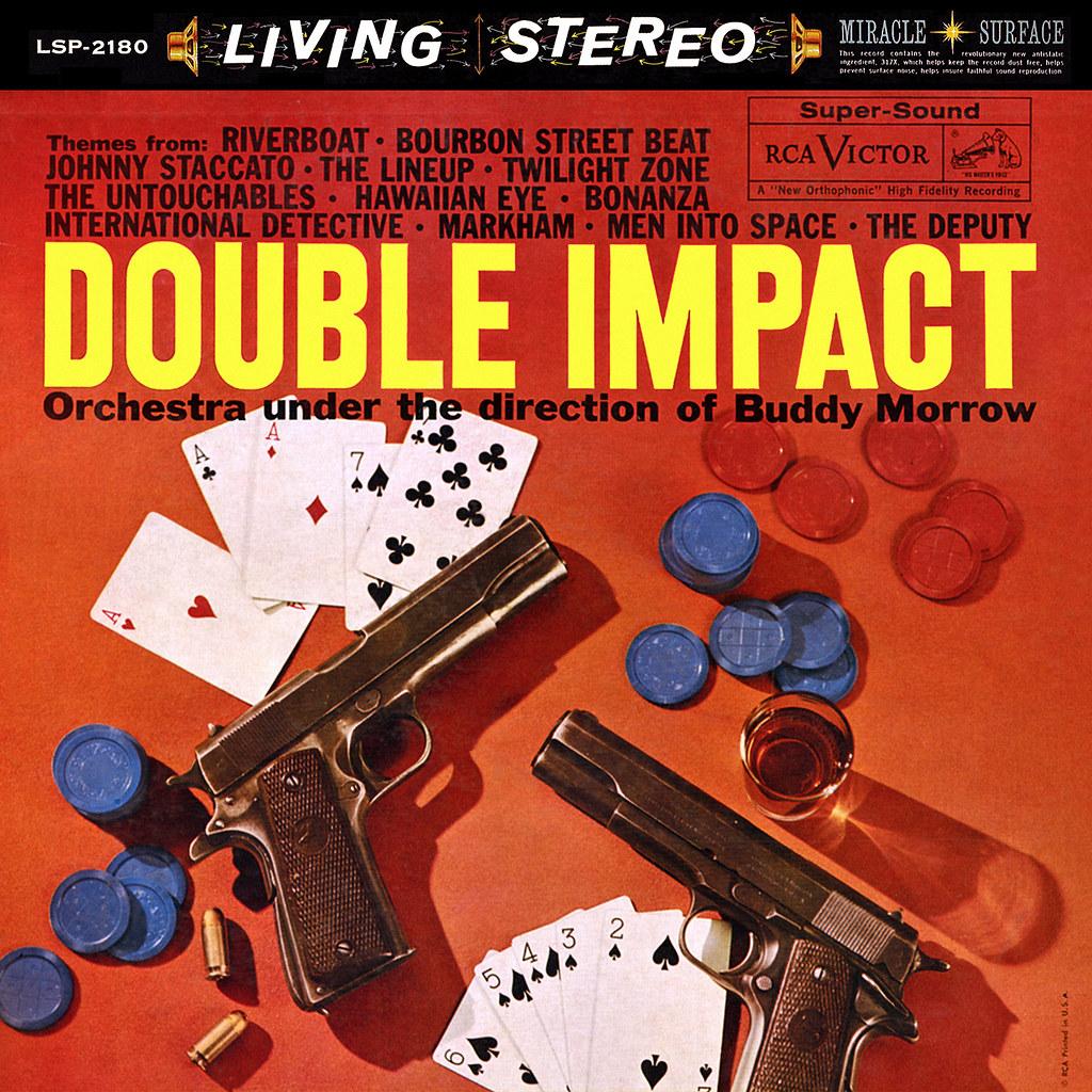 Buddy Morrow - Double Impact