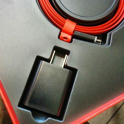 ZTE Nubia Z9 Cables