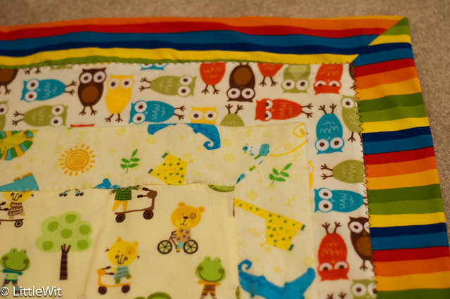 Completed Baby Blankets