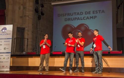 DrupalCampEs 2013