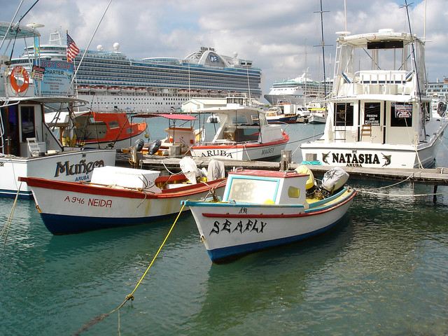 aruba port