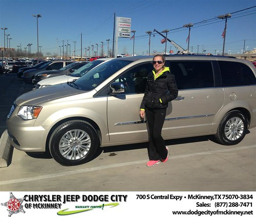 Dodge City McKinney Texas Customer Reviews and Testimonials-Marta Drozdowicz by Dodge City McKinney Texas
