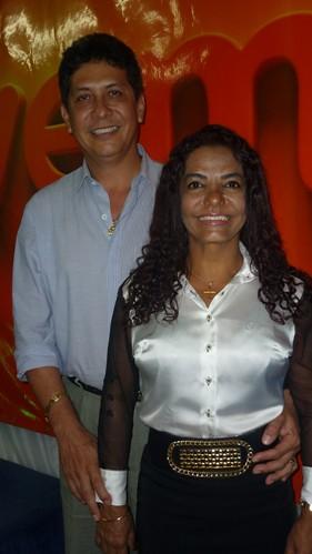 Carlos e Ieda Ribeiro
