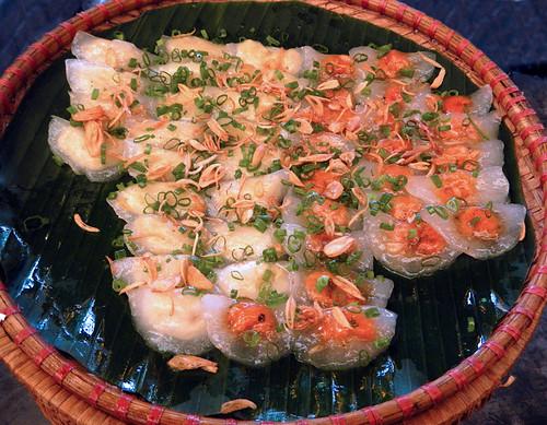 tapioca dumplings