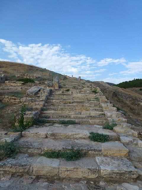 Turquie - jour 12 - De Kas à Pamukkale - 170 - Martyrium de l'apôtre Philippe