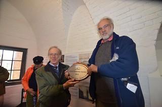 SPS Visit to Hurst Castle