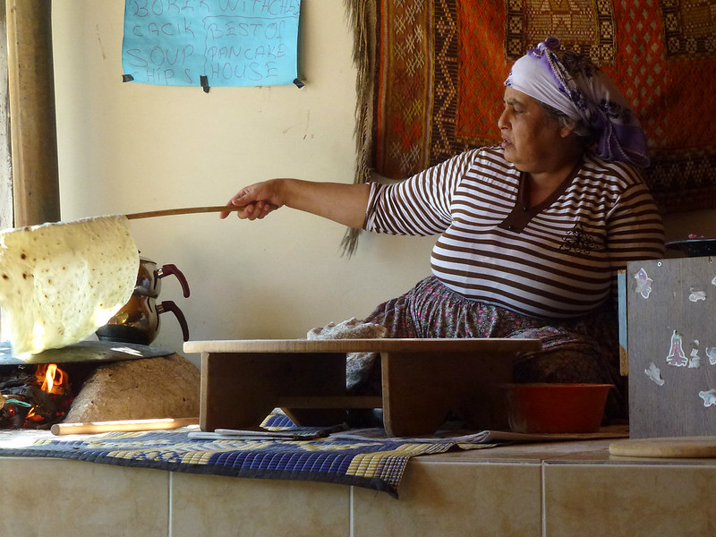 Turquie - jour 15 - Fethiye - 006 - Patara gözleme evi