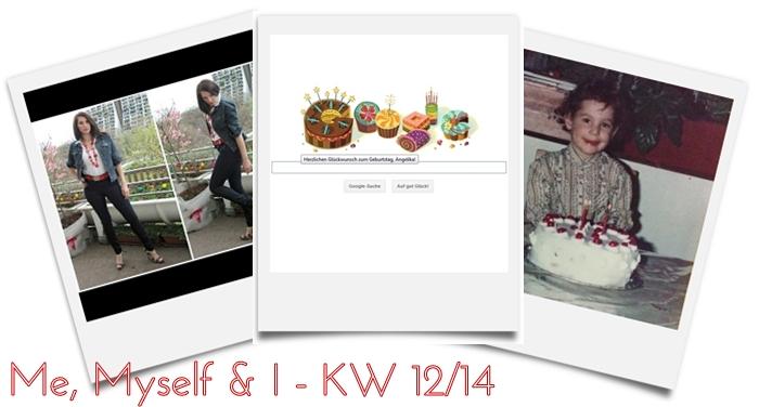 Me, Myself & I - KW 12/14