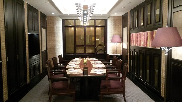 Private function room at Spiral