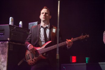 Electric Six @ The Rickshaw Theatre - Apr 5 2017 by Tom Paillé (7 of 17)