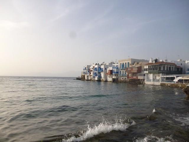 Mykonos's Little Venice