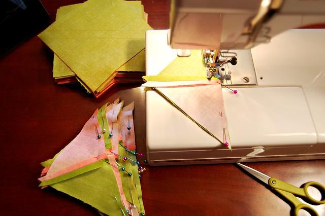 Ansley's Diamonds Stitching