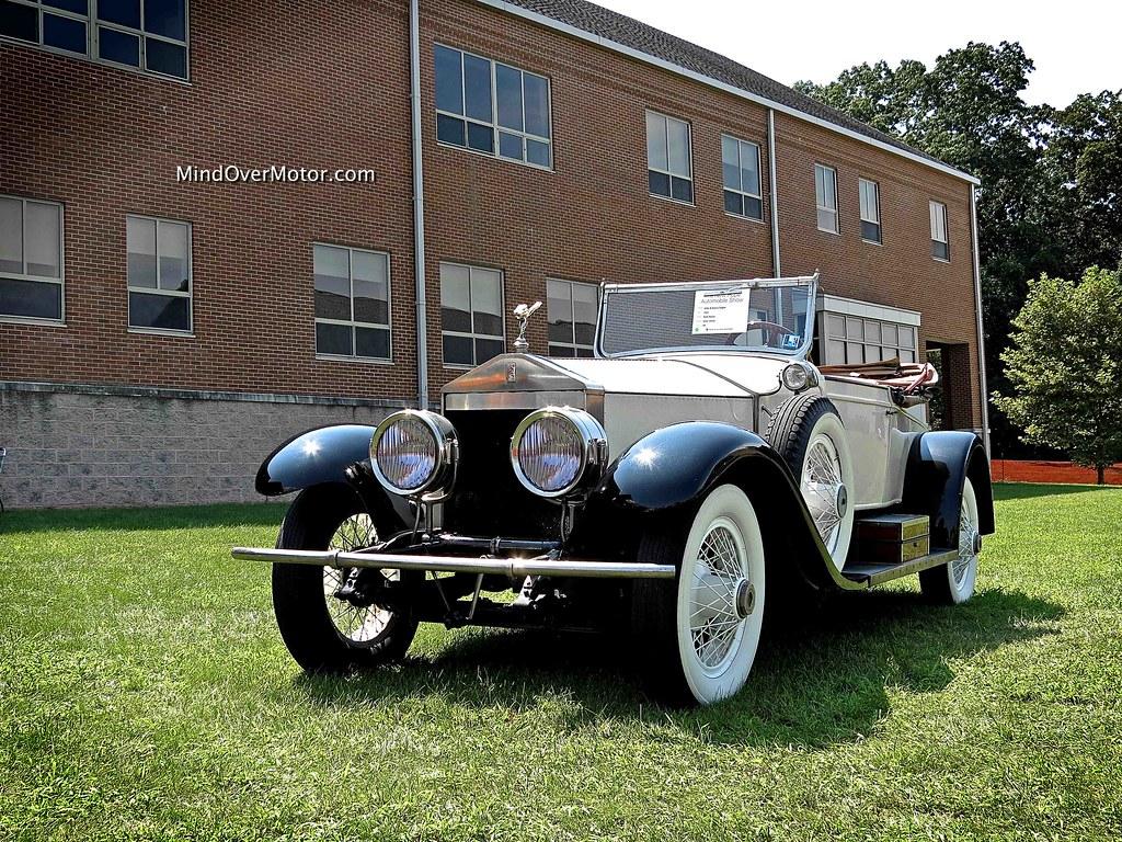 1922 Rolls Royce Silver Ghost